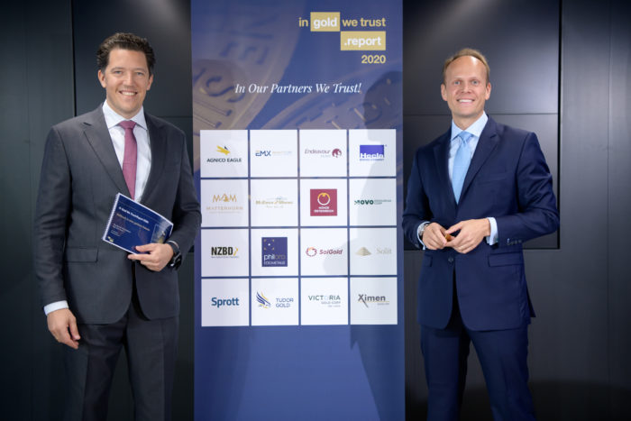 Ronald Stöferle and Mark Valek present the In Gold We Trust report